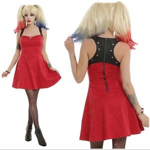 Harley Holster Dress from Hot Topic